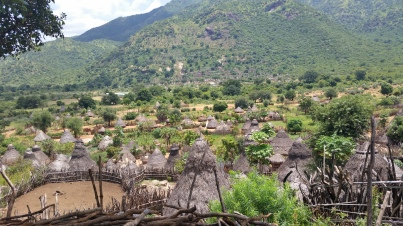 village-in-the-mountains-of-south-sudan